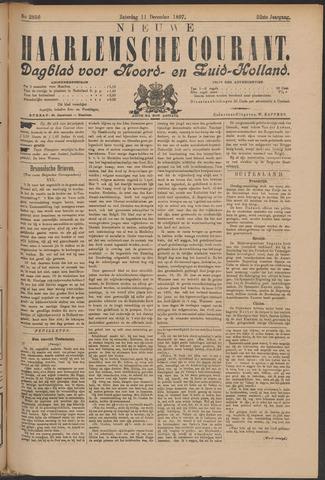 Nieuwe Haarlemsche Courant 1897-12-11