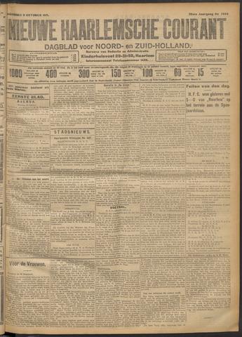Nieuwe Haarlemsche Courant 1911-10-09