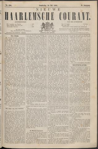 Nieuwe Haarlemsche Courant 1881-05-26