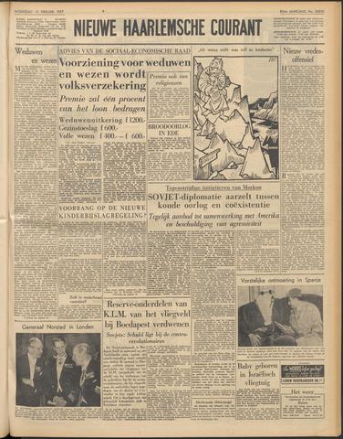 Nieuwe Haarlemsche Courant 1957-02-13