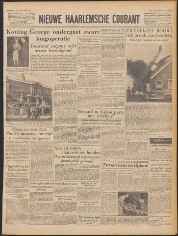 Nieuwe Haarlemsche Courant 1951-09-24