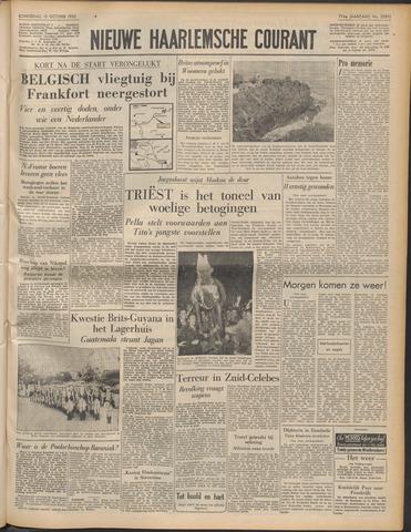 Nieuwe Haarlemsche Courant 1953-10-15
