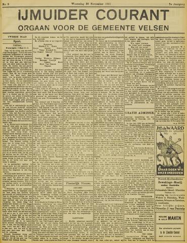 IJmuider Courant 1921-11-30