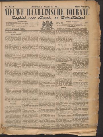 Nieuwe Haarlemsche Courant 1897-08-09