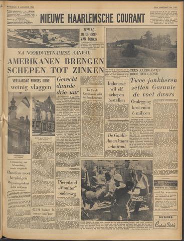Nieuwe Haarlemsche Courant 1964-08-05