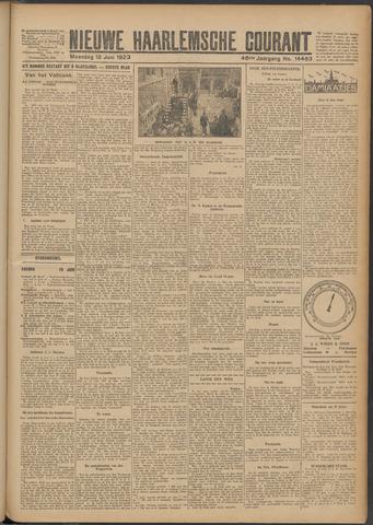 Nieuwe Haarlemsche Courant 1923-06-18