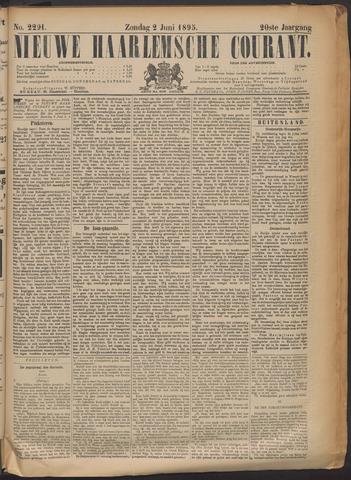 Nieuwe Haarlemsche Courant 1895-06-02