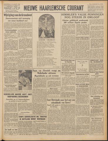 Nieuwe Haarlemsche Courant 1948-03-25