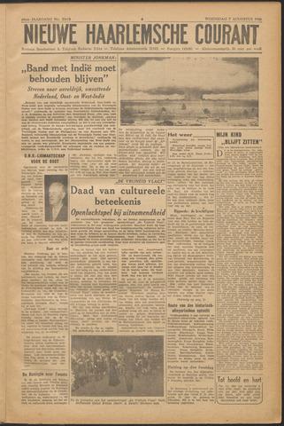 Nieuwe Haarlemsche Courant 1946-08-07