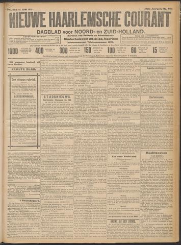 Nieuwe Haarlemsche Courant 1912-06-14