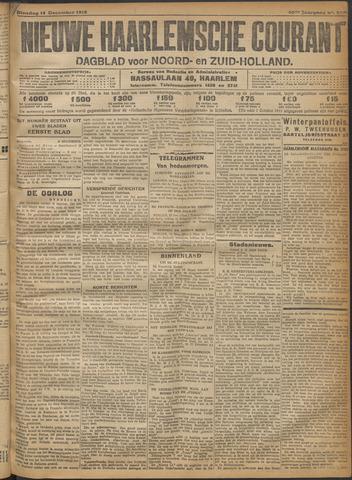 Nieuwe Haarlemsche Courant 1915-12-14