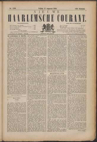 Nieuwe Haarlemsche Courant 1888-08-17