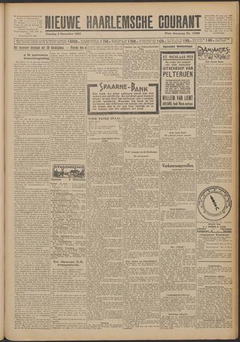 Nieuwe Haarlemsche Courant 1924-12-02