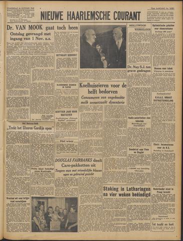 Nieuwe Haarlemsche Courant 1948-10-14