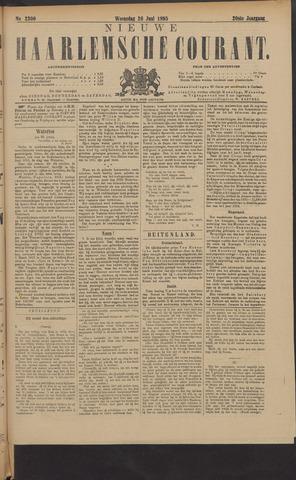 Nieuwe Haarlemsche Courant 1895-06-26