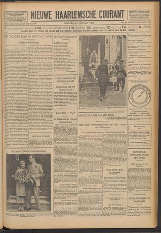 Nieuwe Haarlemsche Courant 1932-03-14