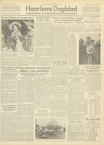 Haarlem's Dagblad 1954-11-01