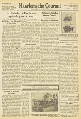 Haarlemsche Courant 1943-03-04