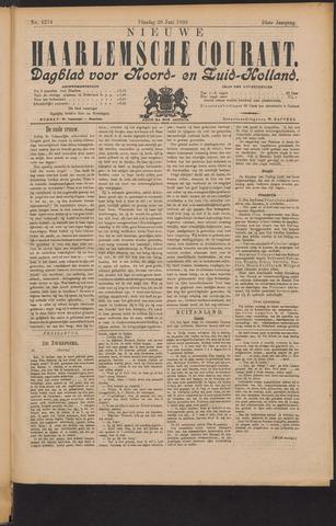 Nieuwe Haarlemsche Courant 1899-06-20
