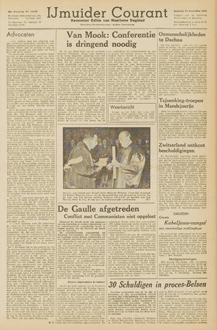 IJmuider Courant 1945-11-17