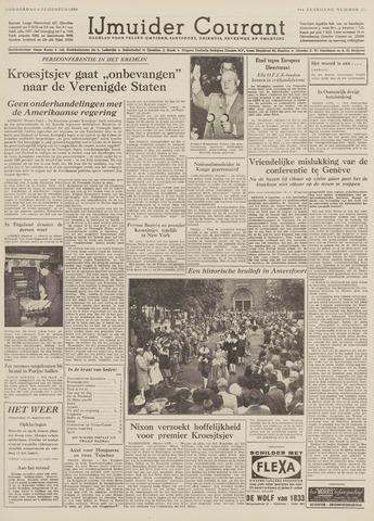 IJmuider Courant 1959-08-06