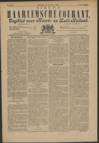 Nieuwe Haarlemsche Courant 1896-11-12