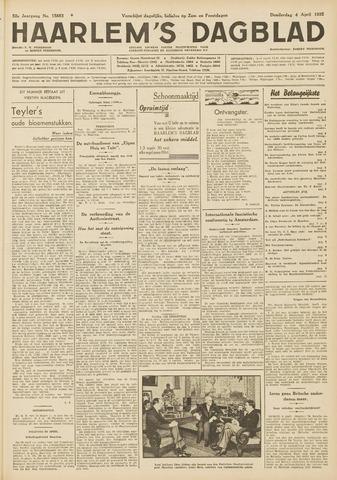 Haarlem's Dagblad 1935-04-04