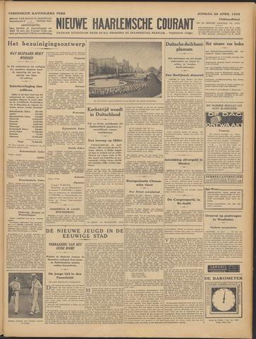 Nieuwe Haarlemsche Courant 1935-04-28