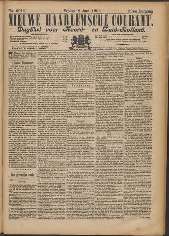 Nieuwe Haarlemsche Courant 1905-06-02