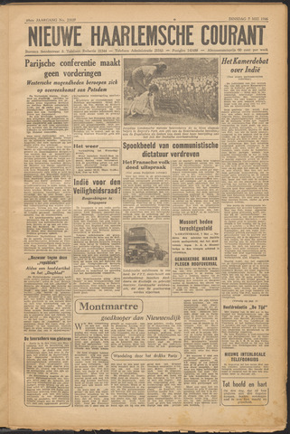Nieuwe Haarlemsche Courant 1946-05-07