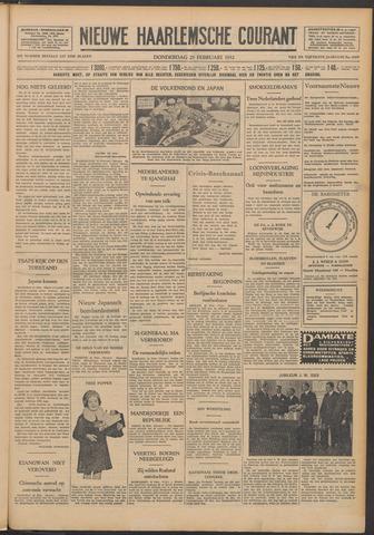 Nieuwe Haarlemsche Courant 1932-02-25