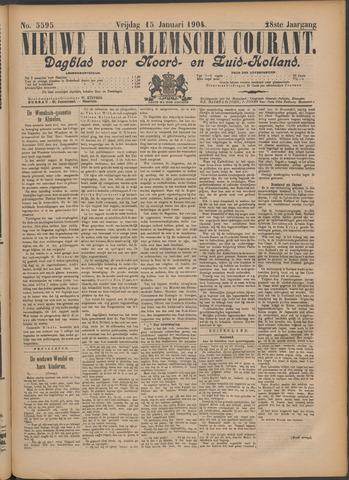 Nieuwe Haarlemsche Courant 1904-01-15