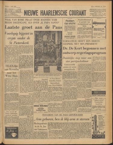 Nieuwe Haarlemsche Courant 1963-06-07