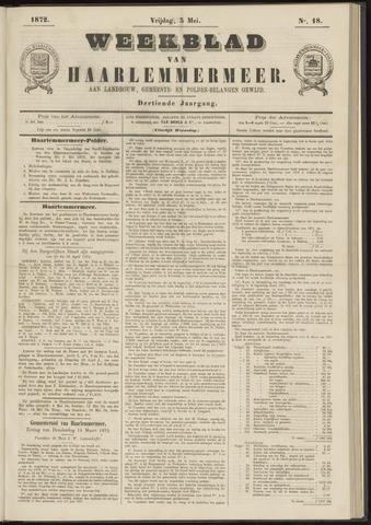 Weekblad van Haarlemmermeer 1872-05-03