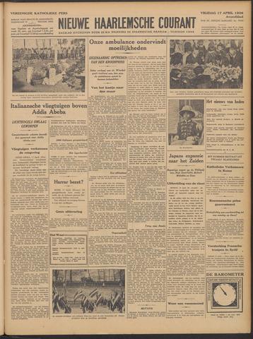Nieuwe Haarlemsche Courant 1936-04-17