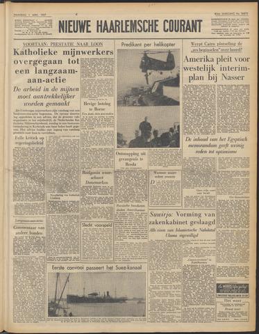 Nieuwe Haarlemsche Courant 1957-04-01