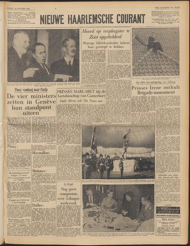 Nieuwe Haarlemsche Courant 1955-10-28