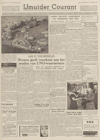 IJmuider Courant 1959-09-07