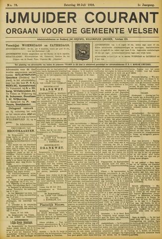 IJmuider Courant 1916-07-29