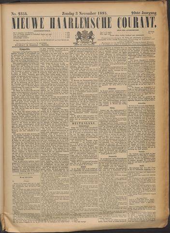 Nieuwe Haarlemsche Courant 1895-11-03