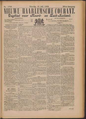 Nieuwe Haarlemsche Courant 1904-07-12