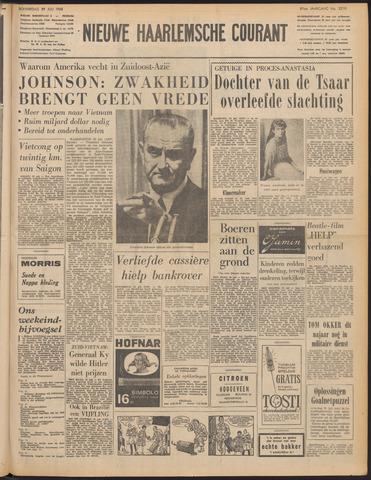 Nieuwe Haarlemsche Courant 1965-07-29