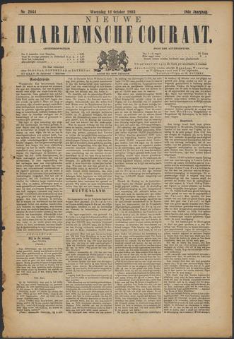 Nieuwe Haarlemsche Courant 1893-10-11