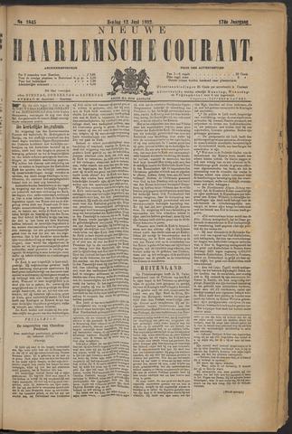 Nieuwe Haarlemsche Courant 1892-06-12