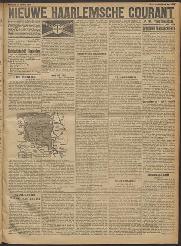 Nieuwe Haarlemsche Courant 1917-04-13