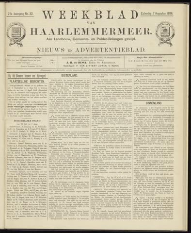 Weekblad van Haarlemmermeer 1886-08-07