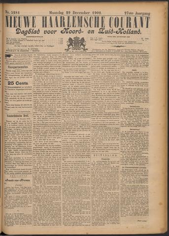 Nieuwe Haarlemsche Courant 1902-12-29