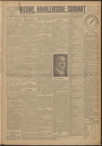 Nieuwe Haarlemsche Courant 1924-03-11