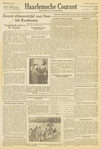 Haarlemsche Courant 1943-02-03
