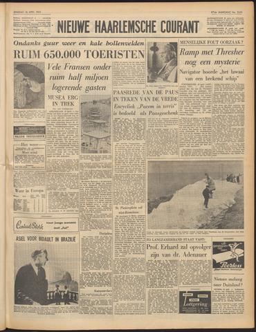 Nieuwe Haarlemsche Courant 1963-04-16
